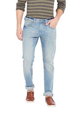 Tom Tailor Light Blue Slim Fit Mid Rise Jeans