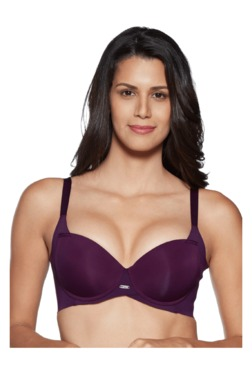 Wacoal Purple Under Wired Padded Seamless Bra