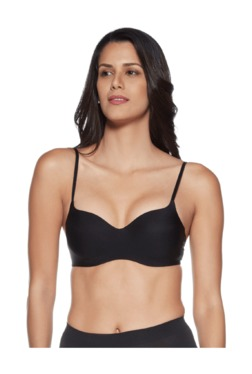 7a5252628 Wacoal Black Non Wired Padded T-Shirt Bra