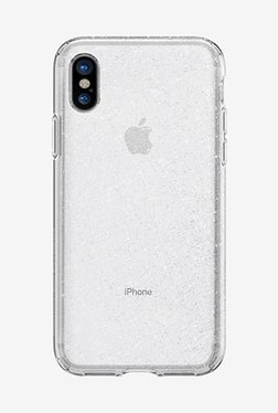 Spigen Liquid Crystal Case For IPhone X (2017) (Crystal Quartz)