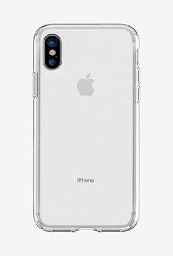 Spigen Liquid Crystal Case For IPhone X (2017) (Crystal Clear)