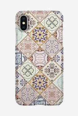 Spigen Thin Fit Case For IPhone X (2017) (Arabesque)