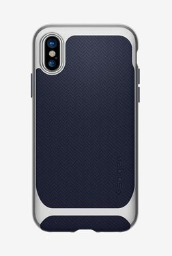 Spigen Neo Hybrid Case For IPhone X (2017) (Arctic Silver)