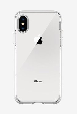 Spigen Neo Hybrid Case For IPhone X (2017) (Satin Silver)