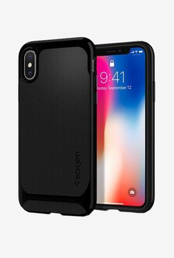 Spigen Neo Hybrid Case For IPhone X (2017) (Shiny Black)