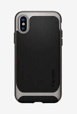Spigen Neo Hybrid Case For IPhone X (2017) (Gunmetal)