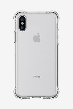 Spigen Rugged Case For IPhone X (2017) (Crystal Clear)
