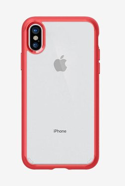 Spigen Ultra Hybrid Case For IPhone X (2017) (Red)