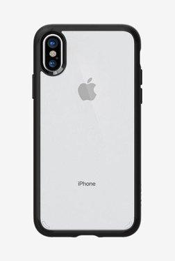 Spigen Ultra Hybrid Case For IPhone X (2017) (Matte Black)