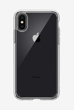 Spigen Ultra Hybrid Case For IPhone X (2017) (Crystal Clear)