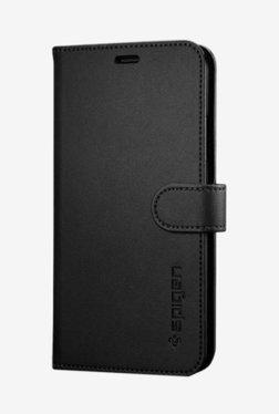 Spigen Wallet S Case For IPhone X (2017) (Black)