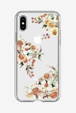 Spigen Liquid Crystal Case For IPhone X (2017) (Primrose)