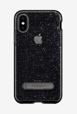 Spigen Crystal Hybrid Glitter Case For IPhone X (2017) (Space Quartz)