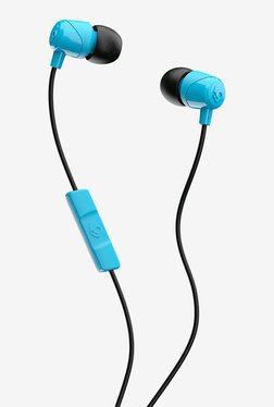 Skullcandy Jib S2DUYK-628 Wired In Ear Headphone with Built-in Mic (Blue)