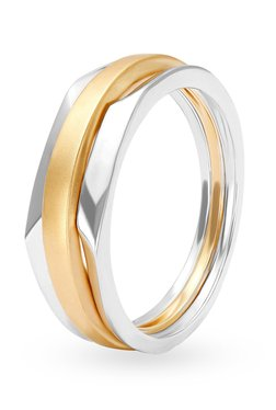 Tanishq 18 Kt Gold Ring