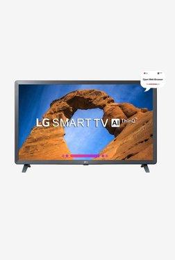 ab608e90469 LG 81.28 cm (32 Inches) Smart HD LED TV 32LK616BPTB (Black)