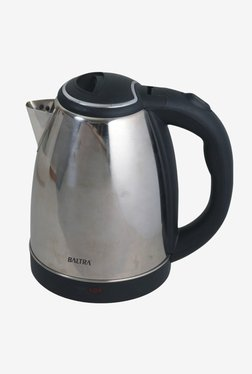 Baltra Fast BC-122 1.8 L 1100 W Electric Kettle (Silver/Black) TATA CLiQ Rs. 715.00