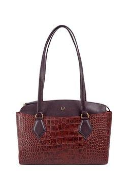 2c835a88fecc Hidesign Kasai 03 Red   Maroon Textured Shoulder Bag. MIWIDN Womens  Handbags Ladies Casual Crossbody ...