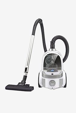 Kent KSL-160 2000 W Canister Vacuum Cleaner (White/Silver)
