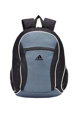 0a697b5f229d Adidas Estadio Black   Blue Color Block Laptop Backpack