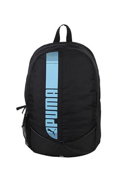 e332cfd5b1fc Puma Pioneer Ind Black   Blue Paneled Laptop Backpack