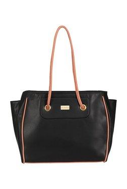 Satya Paul Black Solid Shoulder Bag - Mp000000003313537
