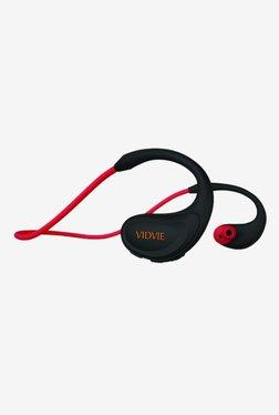 Vidvie 807m Bluetooth In The Ear Headphone (Red)