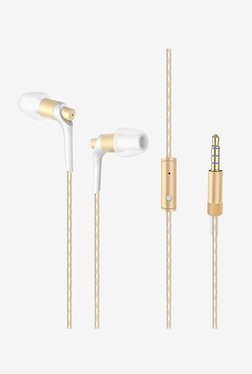 Vidvie HS611 Wired In The Ear Headphone (Rose Gold)