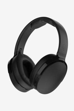 Skullcandy HESH 3 S6HTW-K033 Bluetooth Headset with Mic (Black)