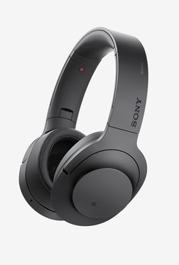 Sony MAIN-41165 Bluetooth Headset with Mic with Mic (Black)