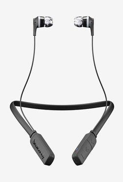 Skullcandy SCS2IKW-J509 Bluetooth Headset with Mic (Gray/Black)