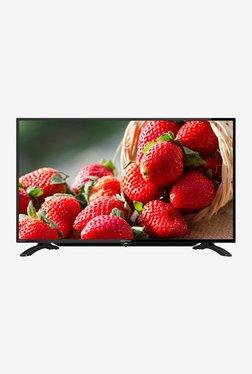 e8ab651d590 Sharp 101.6 cm (40 Inches) Full HD LED TV LC-40LE185M (Black