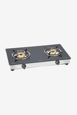 Glen 1020 GT 2 Burner Gas Stove (Black)