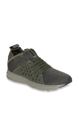 Puma Enzo NF Mid Forest Night & Black Training Shoes