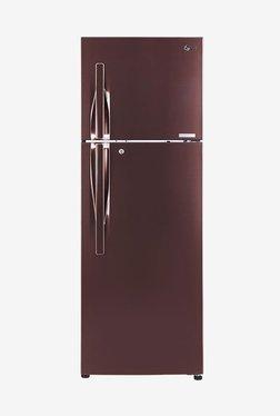 LG GL T402JASN 360Ltr Double Door Refrigerator