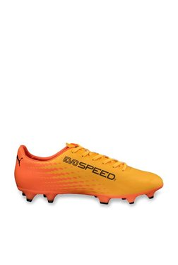 64c406a47361 Puma Evospeed 4.3 Fg Red Football Shoes for Men online in India at ...