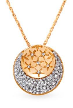 Mia by Tanishq 14 kt Gold Pendant