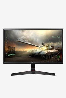 LG 24MP59G 60.96 Cm (24 Inch) Full HD IPS Gaming Monitor (Black)