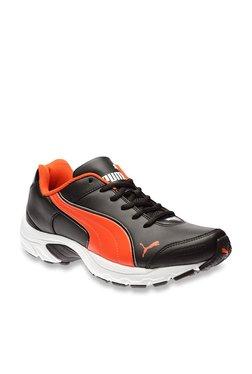 Puma Axis IV XT IDP Black Training Shoes