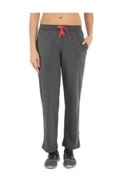 36e0a210fbfe Jockey Charcoal Cotton Pants - 1305