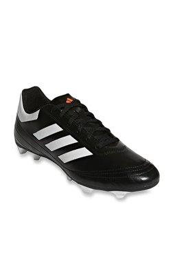 487d2900e55b Adidas Goletto Vi Fg J Black Football Shoes for Boys in India June ...