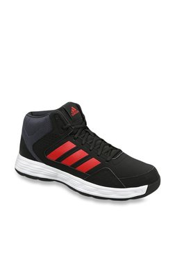 0b727dffe2996 Adidas Jamslam Black Basketball Shoes