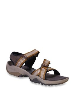 Woodland Tan Floater Sandals