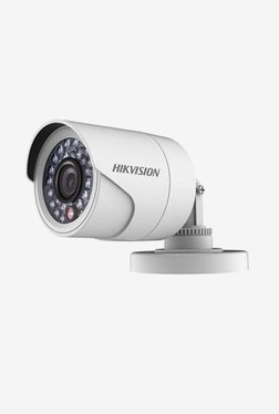 Hikvision DS-2CE1AD0T-IRP Bullet Camera (White)