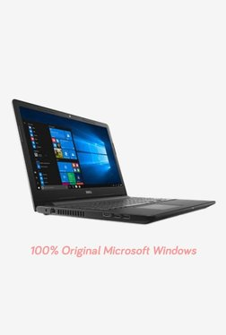 "Dell Inspiron 3567 FHD (i3 6th Gen/4GB/1TB/15.6""/W10/INT) Black"