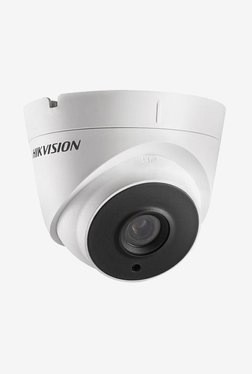 Hikvision DS-2CE5AC0T-IT3F Dome Camera (White)