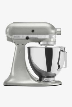 KitchenAid Artisan Design 5KSM150PSDSR 300 W Stand Mixer (Sugar Pearl Silver)