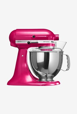 KitchenAid Artisan Design 5KSM150PSDRI 300 W Stand Mixer (Raspberry Ice)