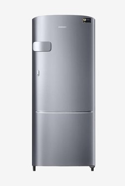 Samsung RR22M2Y2ZS8/NL 212 Ltr INV 3 Star Direct Cool Single Door Refrigerator (Elegant Inox)