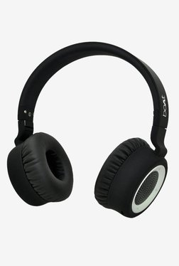 Boat Rockerz 430 Extra Bass On the Ear Bluetooth Headphones with Mic (Black)